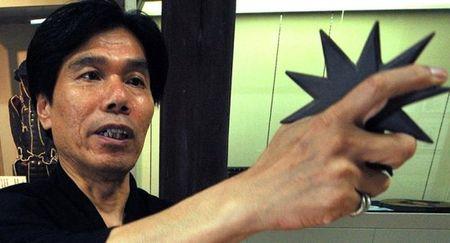 Gap ninja cuoi cung o Nhat Ban co kha nang nghe duoc tieng kim roi - Anh 1