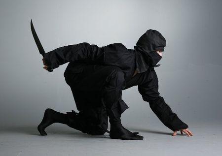 Gap ninja cuoi cung o Nhat Ban co kha nang nghe duoc tieng kim roi - Anh 3