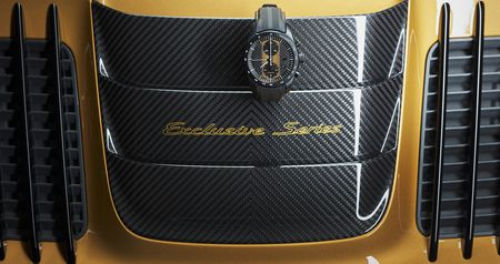 Porsche ra mat 911 Turbo S Exclusive san xuat gioi han 500 chiec - Anh 10
