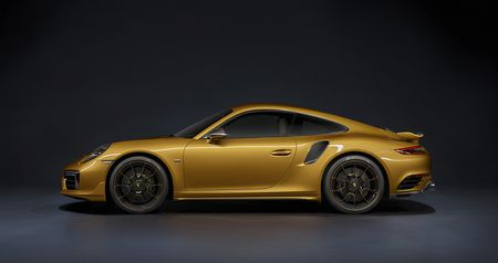 Porsche ra mat 911 Turbo S Exclusive san xuat gioi han 500 chiec - Anh 2