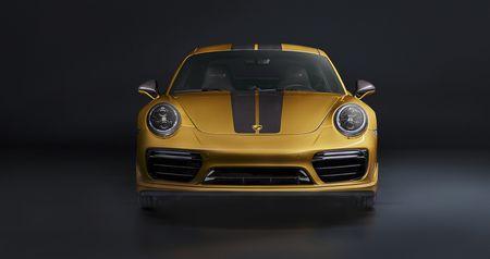 Porsche ra mat 911 Turbo S Exclusive san xuat gioi han 500 chiec - Anh 3