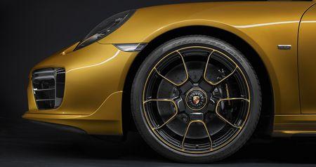 Porsche ra mat 911 Turbo S Exclusive san xuat gioi han 500 chiec - Anh 5