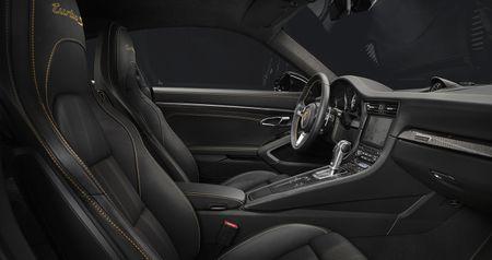 Porsche ra mat 911 Turbo S Exclusive san xuat gioi han 500 chiec - Anh 6