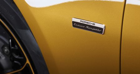 Porsche ra mat 911 Turbo S Exclusive san xuat gioi han 500 chiec - Anh 8