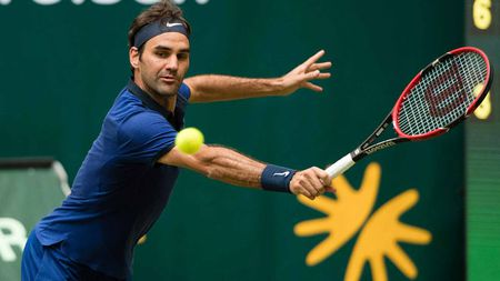 "Truc tiep tennis Halle & Queen's ngay 2: Federer, Murray can than ""vo mong"" - Anh 1"