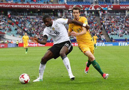 Tuyen Duc thang nhoc tran ra quan Confed Cup 2017 - Anh 1
