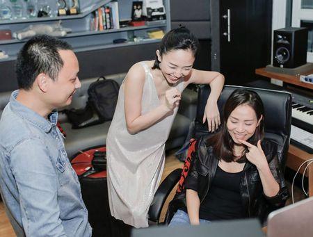 Toc Tien gian di tap nhac cung Thu Minh - Anh 5