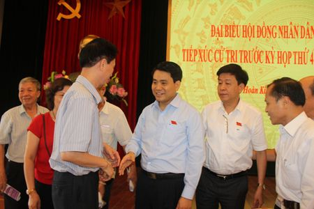 Ha Noi se cong khai cac doi tuong can bo thuoc dien Thanh uy quan ly phai ke khai tai san - Anh 1
