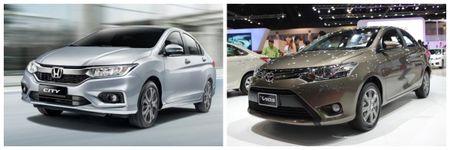 Honda City nang cap phien ban, giam gia 15 trieu 'dua re' cung Toyota Vios - Anh 1
