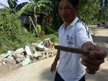 Quang Nam: Sai pham trong viec nang cap nghia trang liet si - Anh 3