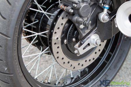 Honda CB1100 do hang 'khung', doc nhat Viet Nam - Anh 11