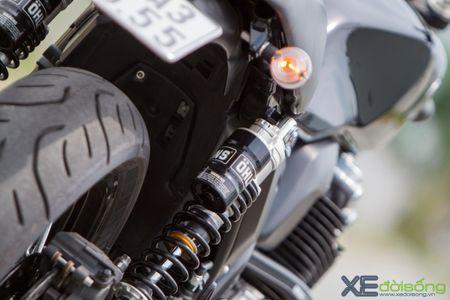 Honda CB1100 do hang 'khung', doc nhat Viet Nam - Anh 21