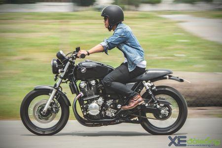 Honda CB1100 do hang 'khung', doc nhat Viet Nam - Anh 27