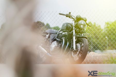 Honda CB1100 do hang 'khung', doc nhat Viet Nam - Anh 2