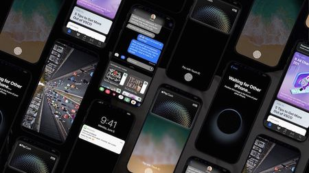iPhone 8 chay iOS 11 se trong nhu the nao? - Anh 1