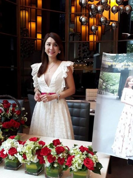 Hellen Thanh Dao tiet lo minh bi khong che, bi ep buoc phai noi doi tai Dai Loan - Anh 1