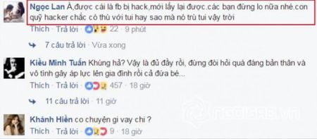Ngoc Lan tiet lo su that dang sau status 'khong dam om con, muon nhay song chet' - Anh 5