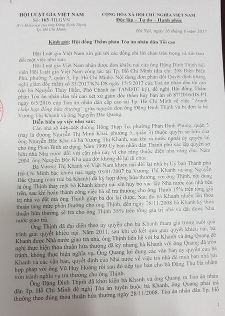 Ky 2 - Vu Luat gia thang kien 55 ty dong: Kien nghi bac bo khang nghi cua TAND Toi cao - Anh 3