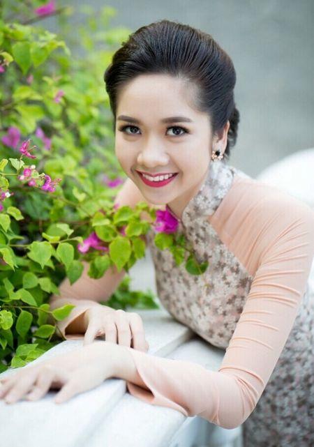 Can canh nhung nguoi dep vao ban ket Hoa khoi Nam Bo 2017 (P2) - Anh 11