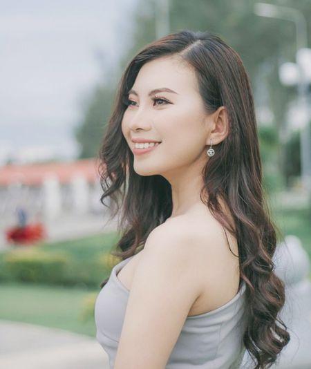 Can canh nhung nguoi dep vao ban ket Hoa khoi Nam Bo 2017 (P2) - Anh 19