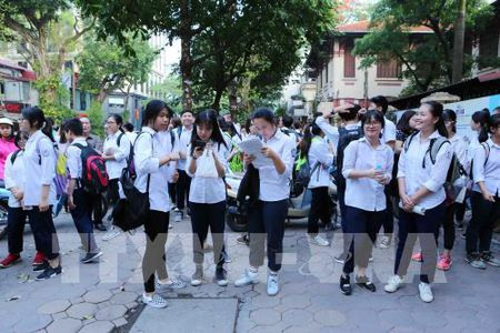 THPT quoc gia 2017: Luu y khi lam bai thi to hop khoa hoc tu nhien - Anh 1