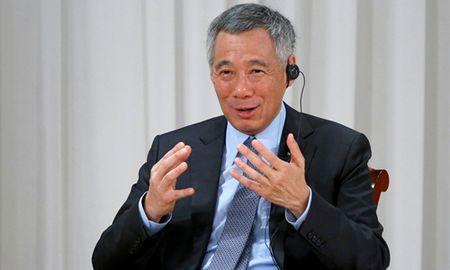 Thu tuong Singapore xin loi nguoi dan vi tranh chap gia dinh - Anh 1