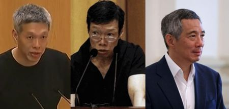 Thu tuong Singapore xin loi nguoi dan vi tranh chap gia dinh - Anh 2