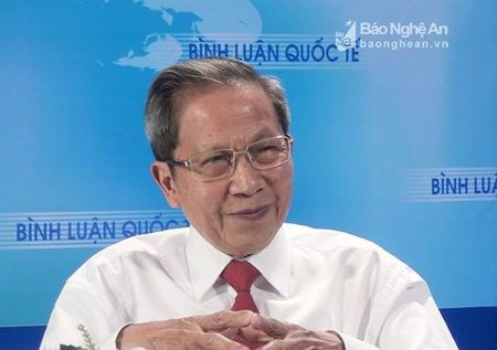 Tuong Le Van Cuong noi ve khung hoang Qatar va su mat vai tro cua My o Trung Dong - Anh 1
