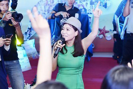Xuan Bac, Phan Anh 'phat cuong' vi do goi cam cua Thu Minh - Anh 2
