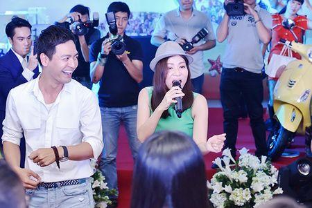 Xuan Bac, Phan Anh 'phat cuong' vi do goi cam cua Thu Minh - Anh 5