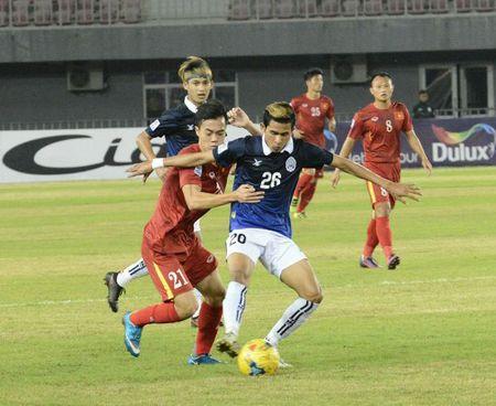 Campuchia 'khong ngan' doi tuyen Viet Nam o vong loai Asian Cup - Anh 1