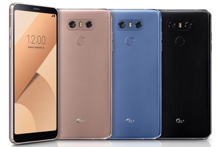 Ra mat LG G6 Plus voi kha nang ho tro sac khong day Qi - Anh 1