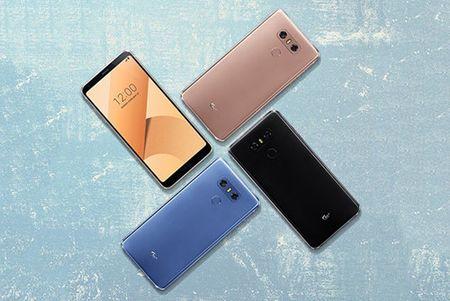 Ra mat LG G6 Plus voi kha nang ho tro sac khong day Qi - Anh 2
