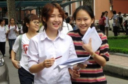 Ha Noi co so thi sinh du thi THPT quoc gia 2017 dong nhat - Anh 1