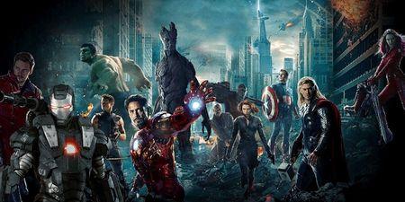32 nhan vat dong loat xuat hien trong bom tan 'Avengers: Infinity War' - Anh 1