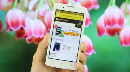 Nhung smartphone ho tro 4G re nhat hien nay - Anh 1