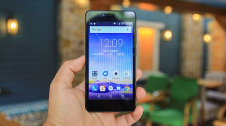 Nhung smartphone ho tro 4G re nhat hien nay - Anh 2