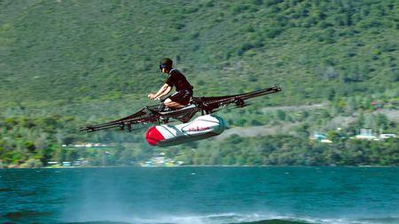 Moto bay cua ong chu Google ban tu cuoi nam nay - Anh 1