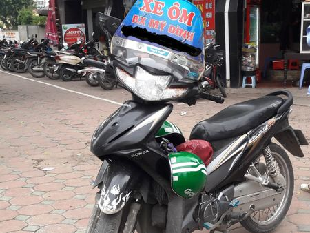 That the, tai xe xe om 'muon danh' Grab, Uber bat khach - Anh 1