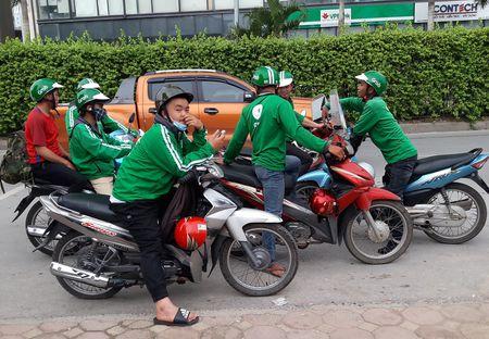 That the, tai xe xe om 'muon danh' Grab, Uber bat khach - Anh 3