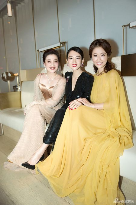 Lam Tam Nhu va Chuong Tu Di dep quy phai o su kien - Anh 3