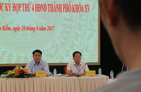 Chu tich Ha Noi: 'Khong the trong lai xa cu co thu tren cac tuyen pho' - Anh 1