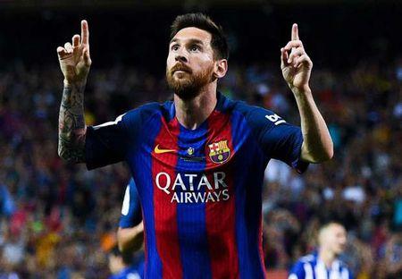 Chu tich Real xac nhan muon co Messi - Anh 1