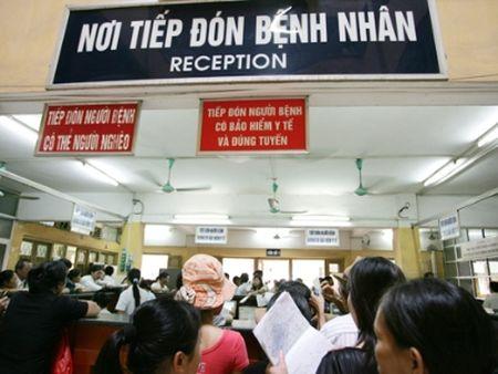 Danh sach nhung benh vien se tang phi voi nguoi chua co the BHYT tu ngay 20/6 - Anh 1