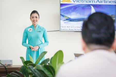 Xem tiep vien Vietnam Airlines dua sac, tranh tai - Anh 4