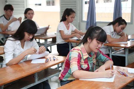 Thi THPT Quoc gia 2017: Nhung luu y thi sinh buoc phai thuoc long - Anh 1