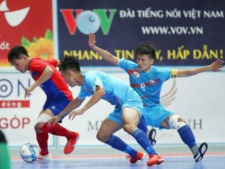 Futsal Khanh Hoa quyet 'don nga' Thai Son Nam o giai VDQG 2017 - Anh 2