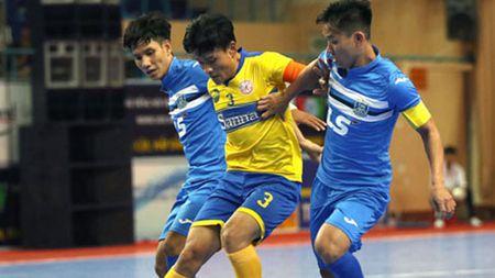 Futsal Khanh Hoa quyet 'don nga' Thai Son Nam o giai VDQG 2017 - Anh 3