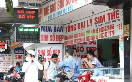 Chup anh chu thue bao di dong: Phai bao mat thong tin khach hang - Anh 2
