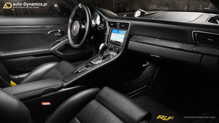 Porsche 911 Turbo S do phong cach Dark Knight 'cuc doc' - Anh 7